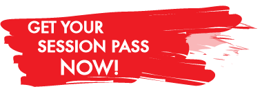 Get your session pass now!